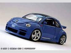 Volkswagen New Beetle RSI cup street edition Burago