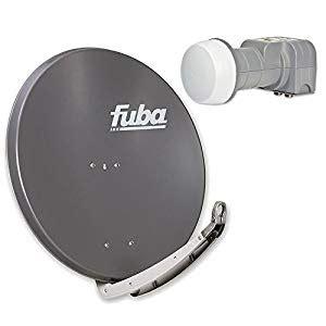 gute sat anlage fuba sat anlage f 252 r 2 teilnehmer daa 850 gute sat antenne