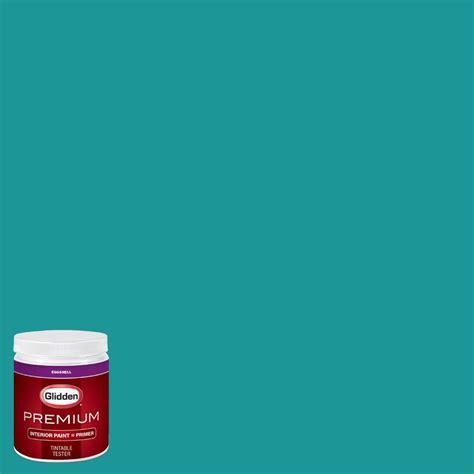 seafaring teal paint color glidden premium 8 oz hdgb14d sailing ship teal eggshell