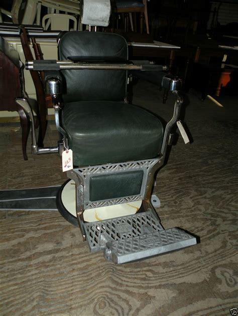 Koken Barber Chair Headrest by Original Antique 1940 S Koken Barber Chair With Child S