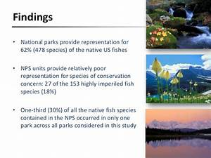 Freshwater protected areas and defining a conservation ...