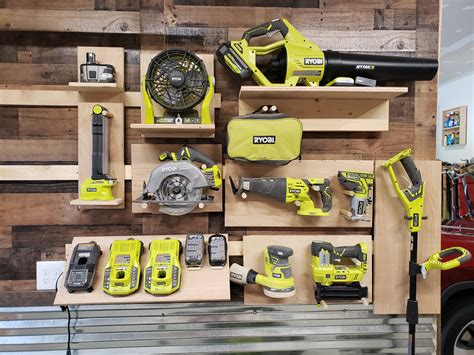 french cleat tool wall ryobi nation projects