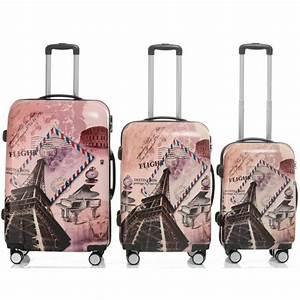 Bilder Set 3 Teilig : trolley koffer set 3 teilig 4 rollen 169 00 ~ Indierocktalk.com Haus und Dekorationen