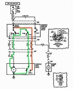 9cde2d Marine Windshield Wiper Wiring Diagrams
