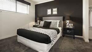 decoration en noir et blanc picslovin With couleur qui suit avec le gris 12 decoration chambre parentale contemporaine