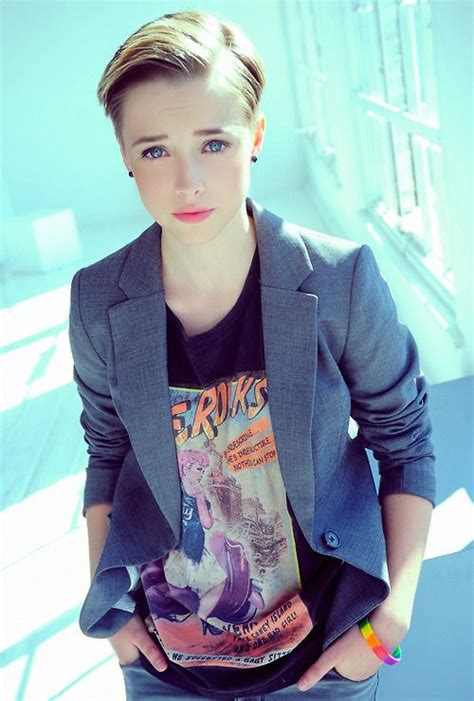 10 Best images about Short, professional lesbian haircuts