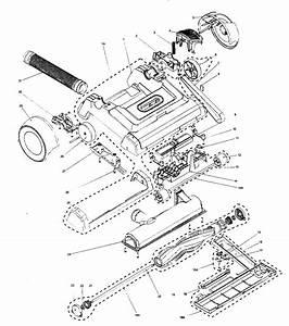 216 37000700 Kenmore Upright Vacuum Cleaner Manual