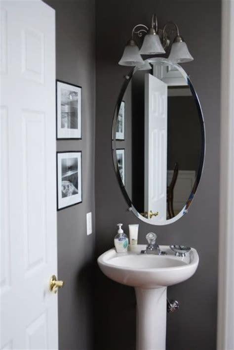 gray bathroom decorating ideas grey half bathroom decoration idea home