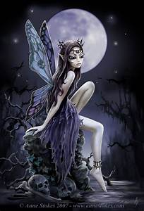 Fairy - Anne Stokes Photo (25669678) - Fanpop