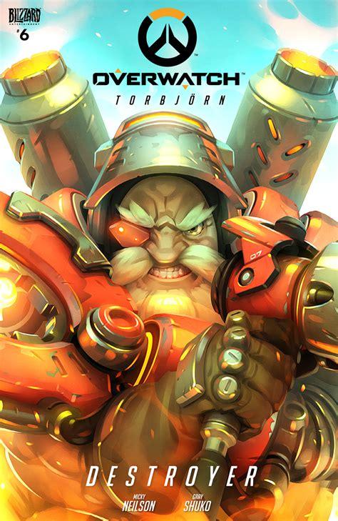 Torbjörn Destroyer Overwatch Wiki