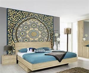 Paravent Tete De Lit : des t tes de lit marocaines un charme qui s tend au del de nos pens es incontournabledeco ~ Preciouscoupons.com Idées de Décoration