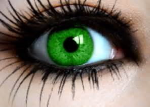 Halloween Colored Contact Lenses Non Prescription by Green Colored Contacts I Love This Pinterest