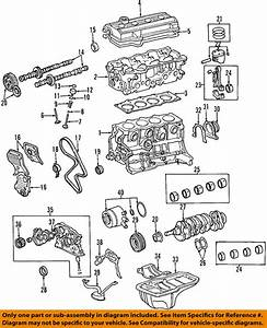 2004 Toyota Rav4 Engine Diagram