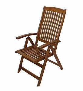 Gartenstühle Holz Klappbar : hochlehner klappstuhl gartenstuhl gartensessel real ~ Markanthonyermac.com Haus und Dekorationen