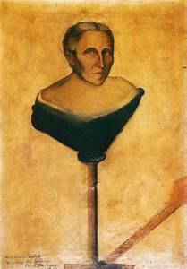 Portrait of Gustave Candel's Mother - Marcel Duchamp ...