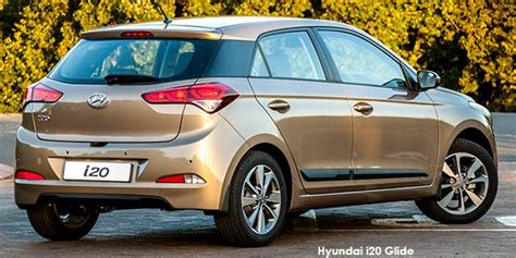 Hyundai I20 1.2 Fluid Specs In South Africa