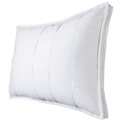 feather pillows target fieldcrest 174 luxury feather pillow white opens in a