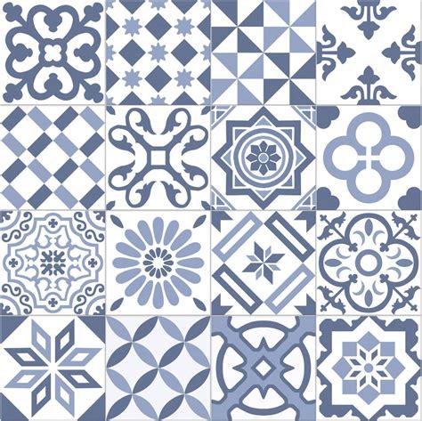 sol pvc imitation carrelage ancien carrelage imitation anciens carreaux de ciment d 233 cor formes g 233 om 233 triques 60x60 cm