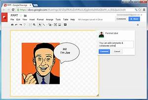How To Use Google Drawings For Making Drawings Online