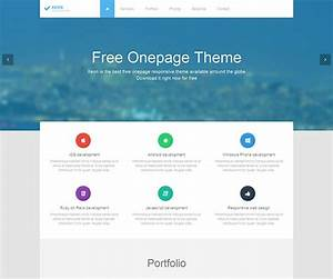 40 Best Free Bootstrap HTML Website Templates