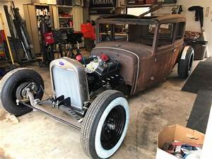 1931 Ford Model A Rat Rod Project For Sale