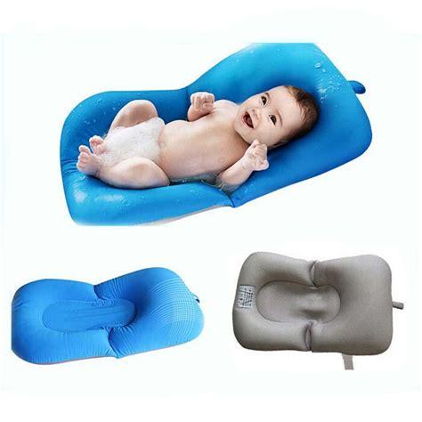 baby bath mat 2017 infant baby bath pad non slip bathtub mat newborn