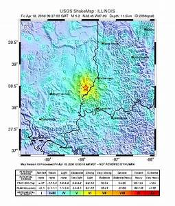 2008 Illinois earthquake - Wikipedia