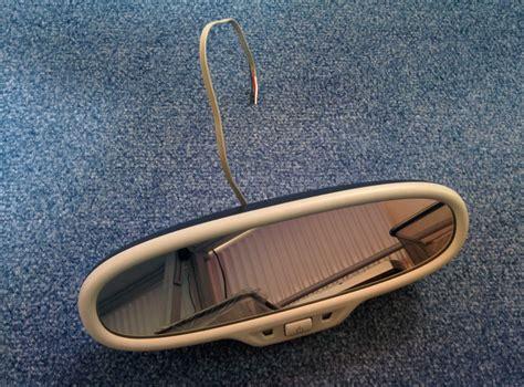 automatisch abblendender innenspiegel modifizierter automatisch abblendender innenspiegel passend f 252 r viele modelle biete