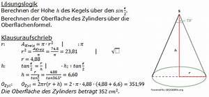 Kreiskegel Berechnen : kreiskegel kugel bungsaufgaben realschulabschluss ~ Themetempest.com Abrechnung