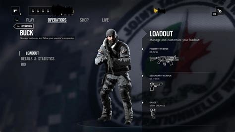 siege gamer rainbow six siege operators leaked gamer assault weekly