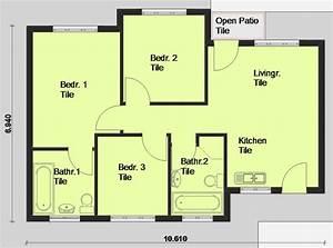 Free Printable House Blueprints Plans South Africa Lrg