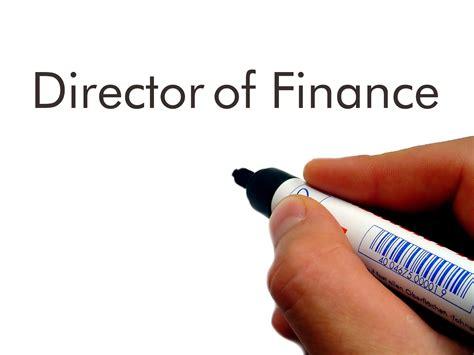 Write a Director of Finance Job Description   Robert Half