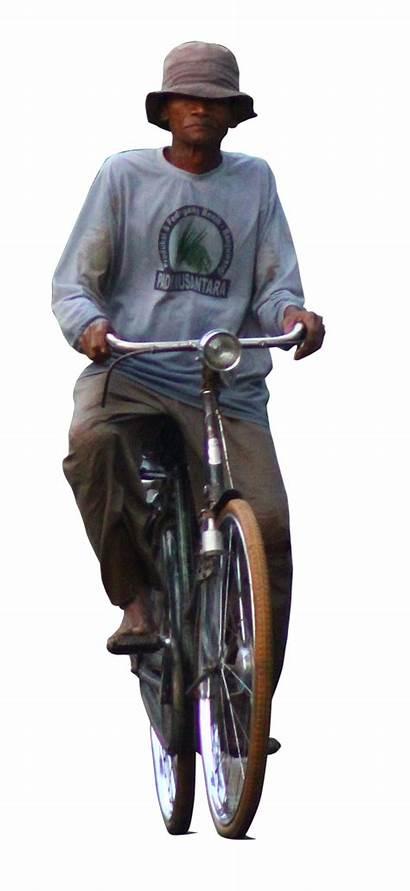 Sepeda Ontel Dan Human Deviantart