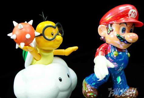 Jakks Pacific: World of Nintendo Lakitu, Ice Mario, and ...