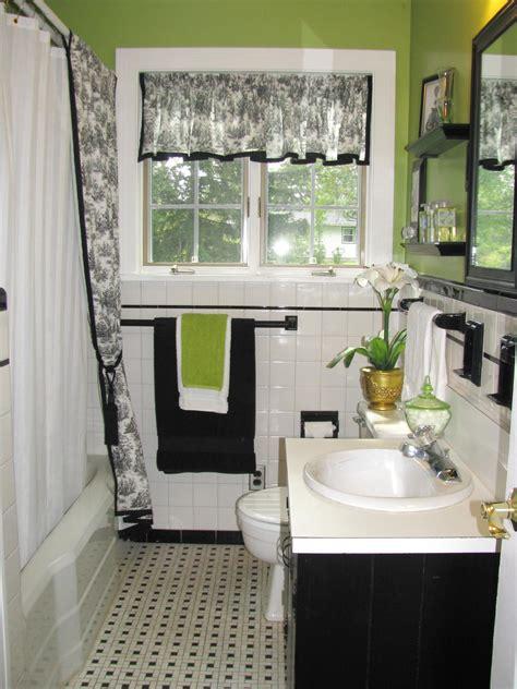 green bathroom ideas colorful bathrooms from hgtv fans bathroom ideas