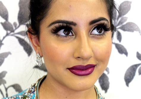 indian makeup tutorial guest   indian wedding