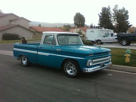 60-66 Chevy Truck Spotters Thread.