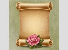 Scroll paper vector free vector download 5,529 Free