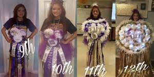 homecoming mums this giant homecoming mum will amaze and terrify you