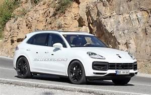2018 Porsche Cayenne Spied Looking Production Ready  Porsche