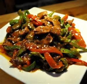 Beef Pepper Stir Fry Recipe