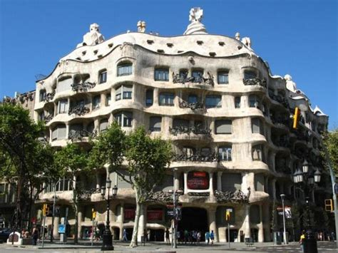 The Most Famous Work Of Antoni Gaudi