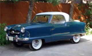 1955 Nash Metropolitan Coupe