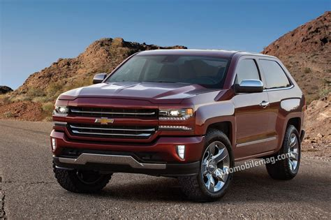 Chevy Blazer Prototype by 2019 Chevrolet Blazer Rear Pictures New Auto Car Preview