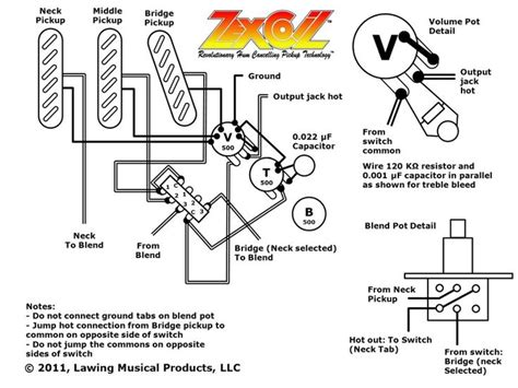 Guitar Blend Pot Wiring Diagram by 88 Best Guitar Wiring Images On Guitars