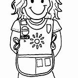 Coloring Pages Scout Daisy Margarita Brownie Uniform Printable Flower Getdrawings Getcolorings Scouts sketch template