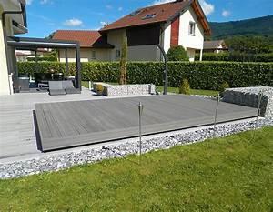 Mobile Terrasse Pool : fabrication d 39 une terrasse mobile en suisse par octavia abris piscines patio et jardin ~ Sanjose-hotels-ca.com Haus und Dekorationen