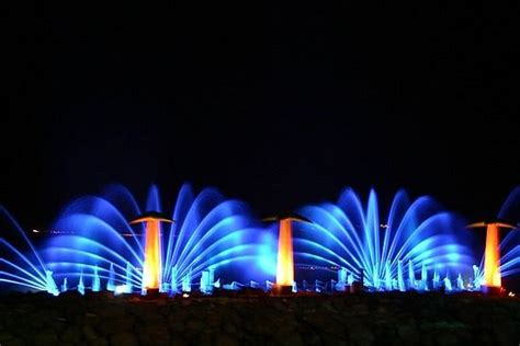 tiberias water light show