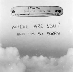 Blink 182 I Miss You