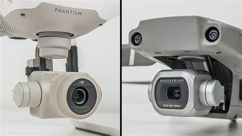 dji mavic  pro  phantom  pro image quality comparison
